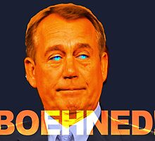 John Boehner Funny Politics by angsteity