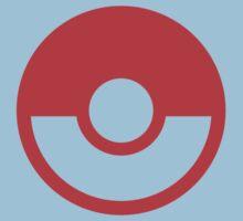 Pokémon Symbol - Super Smash Bros. (color) One Piece - Short Sleeve