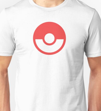 Pokémon Symbol - Super Smash Bros. (color) Unisex T-Shirt