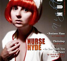 night nurse magazine by Bronwen Hyde