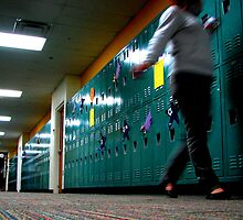 Hundreds Of Ugly Teal Lockers by ofMontreal