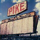 Pike Drive-In by Steven Godfrey
