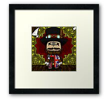 Vincence James Hattington Framed Print