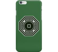 Legend of Korra - Earth Empire Logo - Dark Green iPhone Case/Skin
