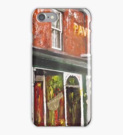 Hull, Pave Bar iPhone Case/Skin