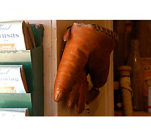 """The Glove"" Photographic Print"