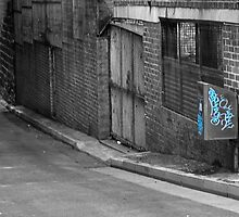 No home blues by Sara Lamond