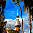 &quot;UT Minarets&quot;  by David Lee Thompson