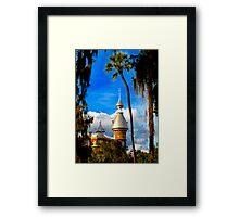 """""""UT Minarets""""  Framed Print"""