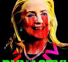 Clinton Dynasty Funny Politics by angsteity
