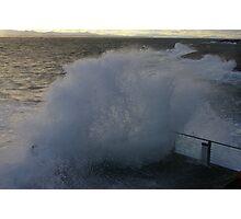 Big Seas Photographic Print