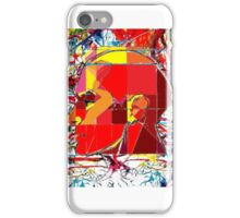 Thinking color 2000  iPhone Case/Skin