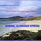 Banner for 'Spring, Glorious Spring' by BlueMoonRose