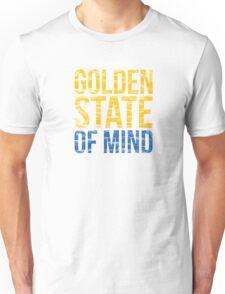 Golden State of Mind  Unisex T-Shirt