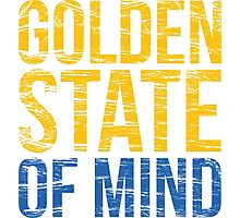 Golden State of Mind  Photographic Print