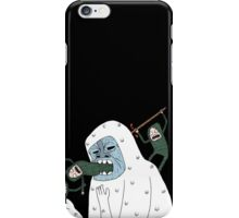 To kill a yeti iPhone Case/Skin