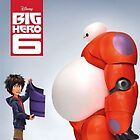 Big Hero 6 by alisa-mmxii