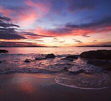 Taroona Sunrise by Kelly McGill