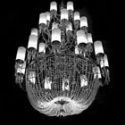 Hotel Chandelier by heatherfriedman