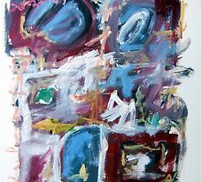 Abstract Composition No. 10 by Michael Henderson