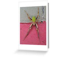 GreenBack Greeting Card
