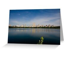 5th Avenue Skyline Greeting Card