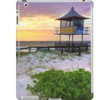 Beautiful sunrise at The Entrance, Central Coast, Australia seascape landscape iPad Case/Skin