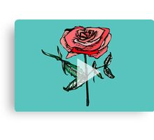 //Roses// Canvas Print