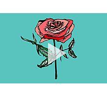 //Roses// Photographic Print