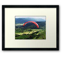 Swing? Framed Print