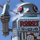 Roboticus by Cat  Davison
