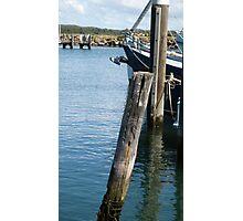 Crowdy Bay Fishing Port Photographic Print