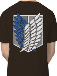 Shingeki No Kyojin Classic T-Shirt