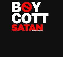 BOYCOTT SATAN Unisex T-Shirt