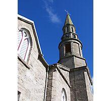 Chapel Spire Photographic Print