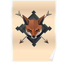 The Willful Fox Poster