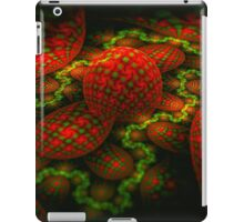 3D Christmas Magic iPad Case/Skin