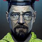 Walter White by Julia Alberts