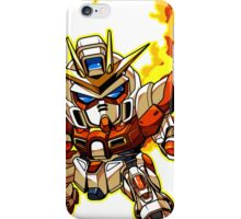 Flaming Fists iPhone Case/Skin
