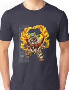 Flaming Fists Unisex T-Shirt