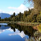 Lake Matheson by sarah ward
