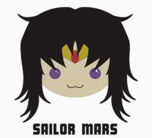 Sailor Mars Kids Clothes