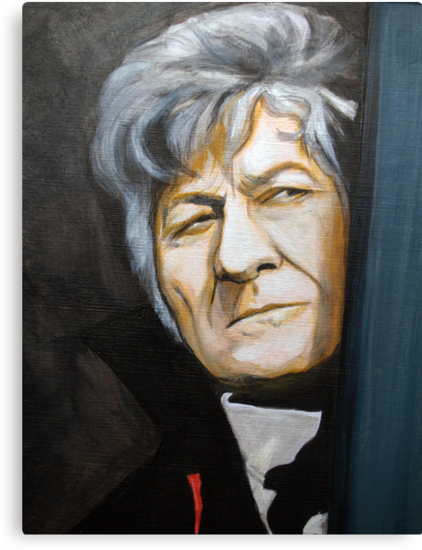 The Third Doctor  by Artway