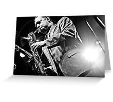 Jazz Messengers 04 Greeting Card