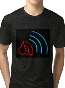 Speaker Tri-blend T-Shirt