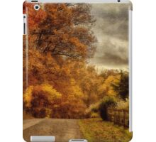 And The Seasons They Go Round and Round iPad Case/Skin
