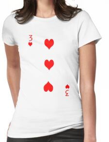 3 of Hearts T-Shirt