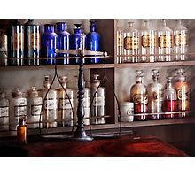 Pharmacy - Apothecarius  Photographic Print