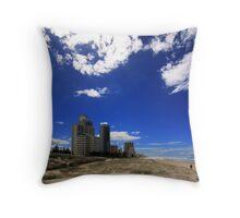 Australian Coast Throw Pillow