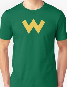 Wario Symbol - Super Smash Bros. (color) T-Shirt